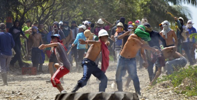 Resultado de imagen para muertes en el catatumbo